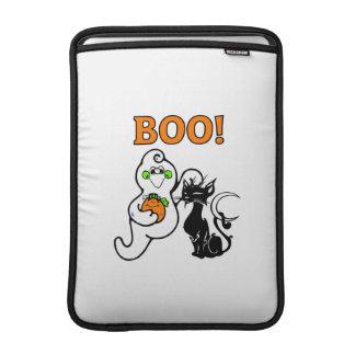 Geist und schwarze Katze MacBook Air Sleeve
