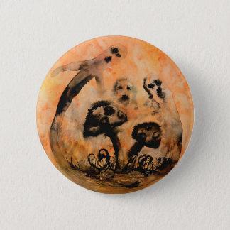 Geist vermehrt sich Knopf explosionsartig Runder Button 5,1 Cm
