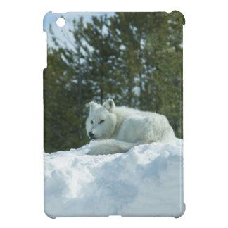 Geist-Wolf Hüllen Für iPad Mini