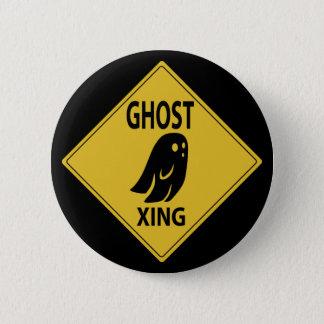 Geist Xing Runder Button 5,1 Cm