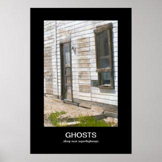 Geister Demotivational Plakat