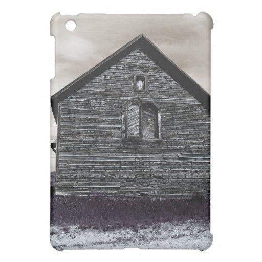 Geisterstadt-Scheune iPad Fall iPad Mini Hüllen