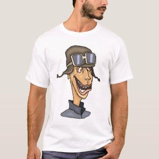 Geisteskranker Pilot T-Shirt