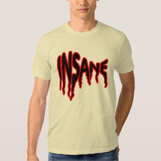 Geisteskrankes Hemd