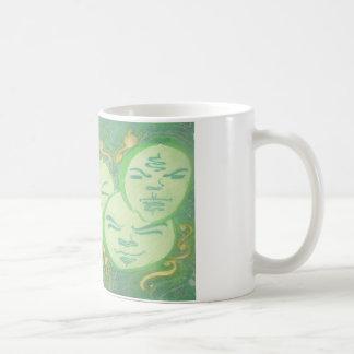 Geistige Einheit Kaffeetasse