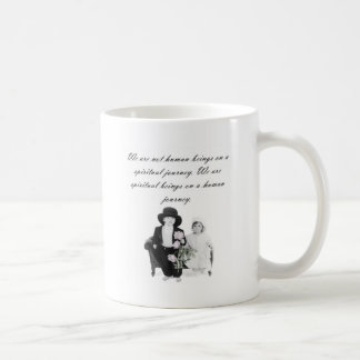 Geistige Reise Kaffeetasse
