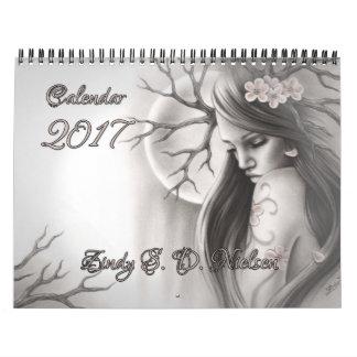 Geistiger Kalender der Tier-2017 durch Zindy