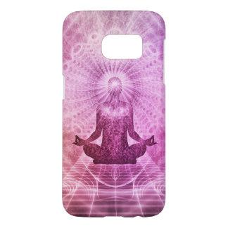 Geistiger Yoga-Meditations-Zen bunt