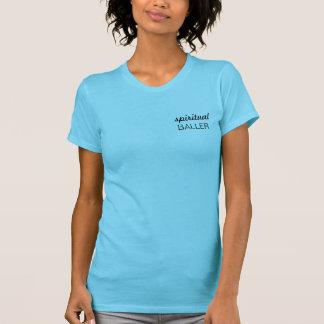 Geistiges baller T-Stück T-Shirt