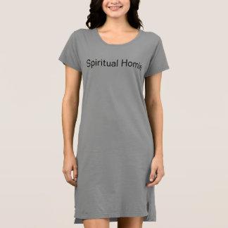 Geistiges Homie T - Shirt-Kleid Kleid