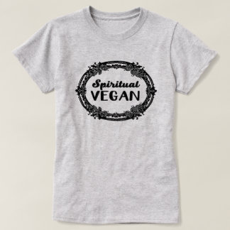 Geistiges veganes <3 T-Shirt