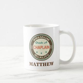 Geistlich-personalisiertes lustiges Vintages Kaffeetasse