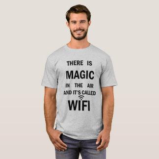 Geistreicher Wifi T - Shirt