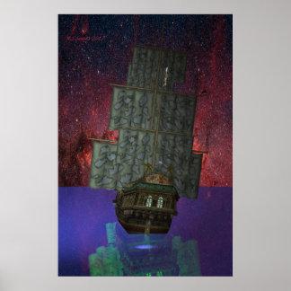 Geistschiff Poster