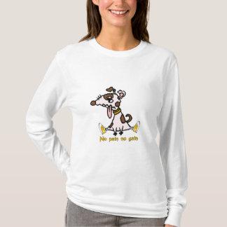 Gekackter Welpe T-Shirt