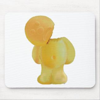Gekautes Gelee-Baby Mauspads