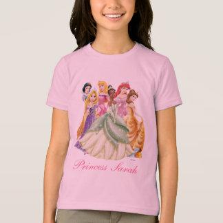 Gekennzeichnete Mitte Disney-Prinzessin-| Tiana T-Shirt