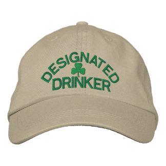 Gekennzeichnete Trinker-Kappe durch SRF Bestickte Kappe