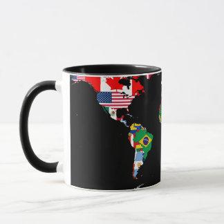 gekennzeichnete Weltring-Tasse Tasse