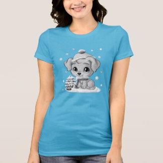 Gekennzeichneter Designer Mei Yu: T-Shirt