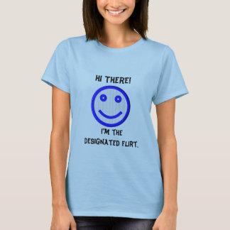 Gekennzeichneter Flirt T-Shirt