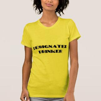 Gekennzeichneter Trinker T-Shirt
