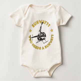 Geklapper-Schiffs-t Baby Strampler