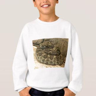 Geklapper-Schlange Sweatshirt