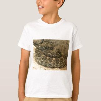 Geklapper-Schlange T-Shirt