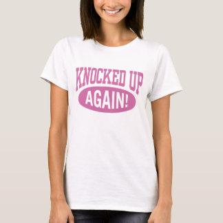 Geklopft herauf wieder T-Shirt