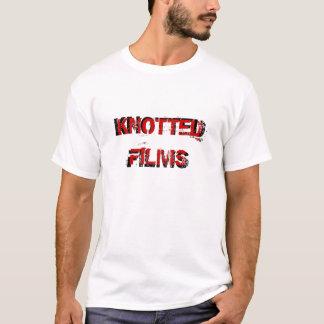 Geknoteter Film-T - Shirt