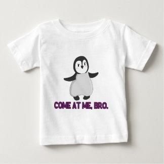 Gekommen an mir, Bro Pinguin Baby T-shirt