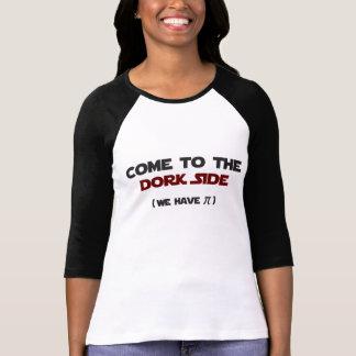 Gekommen zur Depp-Seite haben wir PU T-Shirt
