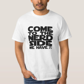 Gekommen zur Nerd-Seite haben wir PU T-Shirt