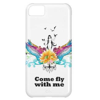 Gekommene Fliege mit mir iPhone 5C Hülle