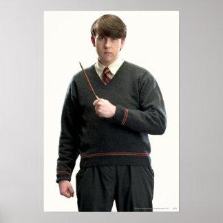 Gekreuzte Arme Neville Longbottom Posterdrucke