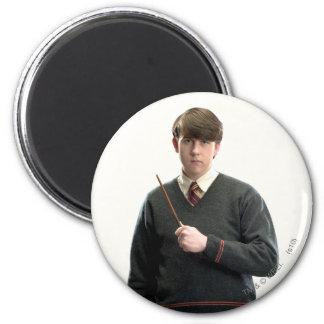 Gekreuzte Arme Neville Longbottom Runder Magnet 5,7 Cm
