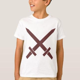 Gekreuzte Schwerter T-Shirt