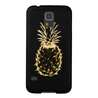 Gekritzel-Ananas Samsung Galaxy S5 Hülle