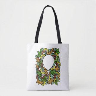 Gekritzel-Taschen-Tasche Tasche