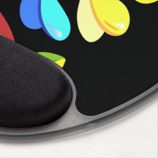 Gel-Mousepad Herzchen Gel Mousepad