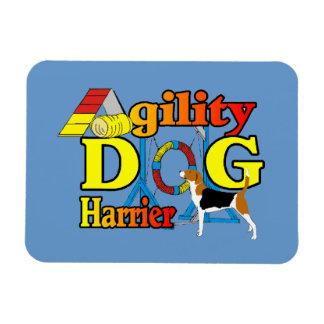 Geländeläufer-Agility Magnet