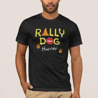 Geländeläufer-Kundgebungs-Hund T-Shirt