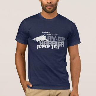 Geländeläufer springen Jet - T-Shirt