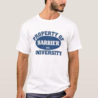Geländeläufer-Universität T-Shirt