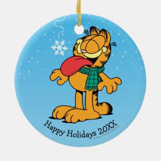 Gelassen ihm schneien! ornament