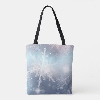 Gelassen ihm schneien! Taschen-Tasche Tasche