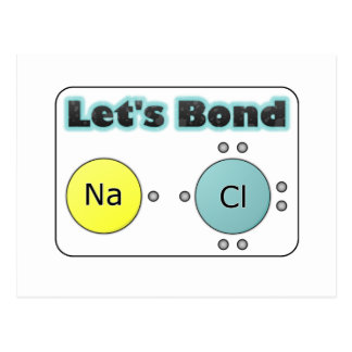 Gelassen uns Bond! Postkarten