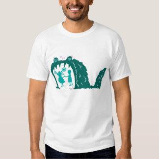 Gelassen uns erhalten Sie herein T-Shirts