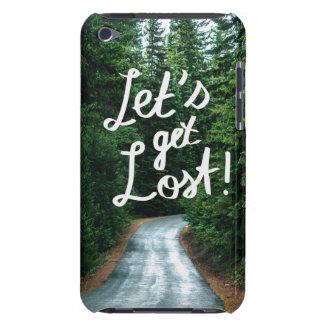 Gelassen uns erhalten Sie verloren! Zitieren Sie Case-Mate iPod Touch Hülle